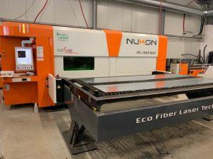 Vendita macchine taglio laser fibra ottica usate